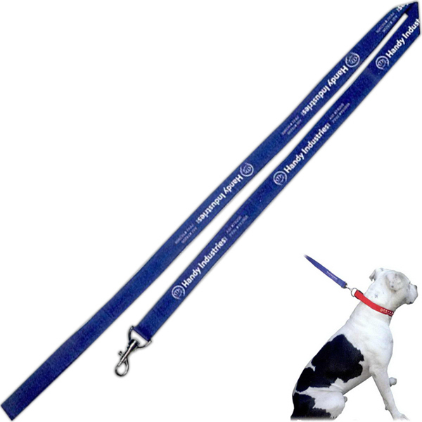 Personalized Pet Leash (Step and Repeat Imprint)