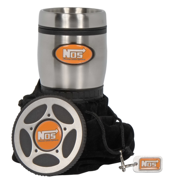 Custom Tire Tumbler Gift Set