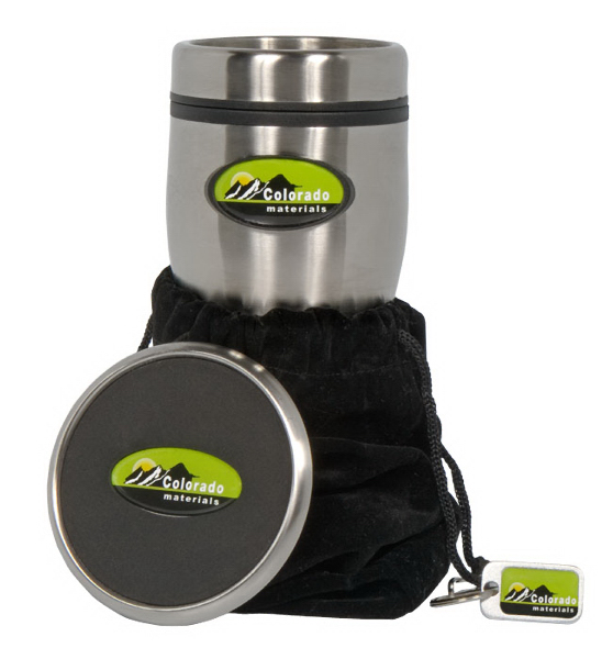 Printed Stainless Steel Tumbler Gift Set