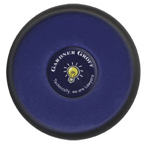 Promotional Orbit Coaster with N-Dome (tm) - Set of 2 with Base