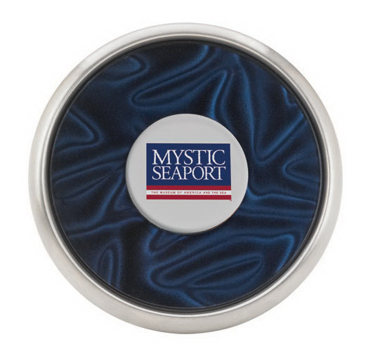 Imprinted Reflection Coaster with N-Dome (tm)