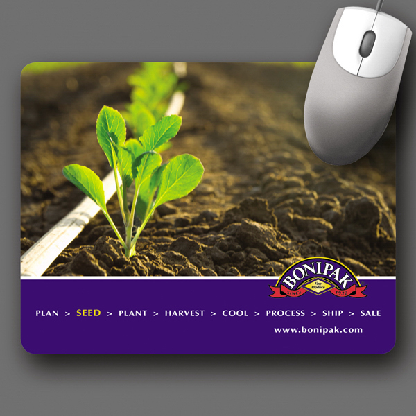 "Custom Origin'L Fabric® 7""x9""x3/16"" Fabric Mouse Pad"