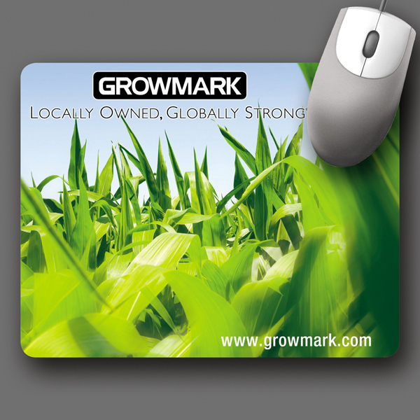 "Custom Origin'L Fabric® 8""x9.5""x1/16"" Fabric Mouse Pad"