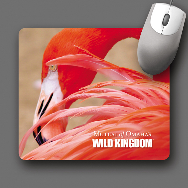 "Custom Origin'L Fabric® 7""x8""x1/16"" Fabric Mouse Pad"