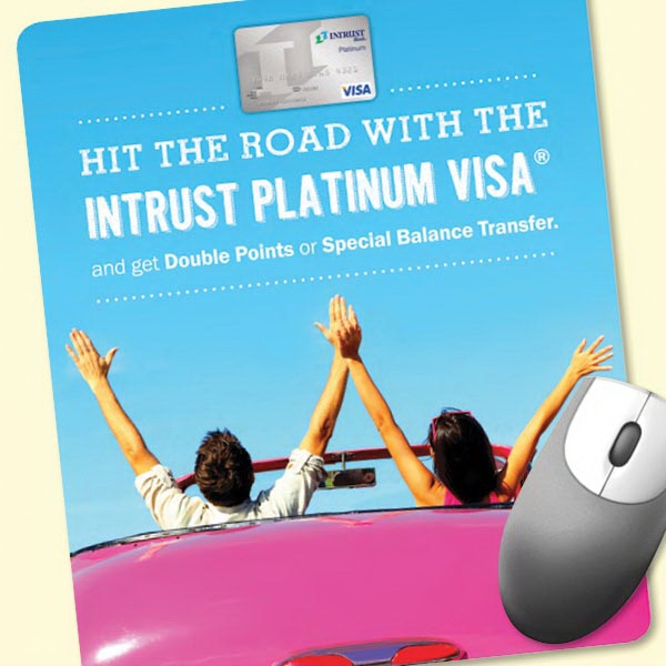 "Printed Peel&Place® 8""x9.5""x.015"" Ultra Thin Mouse Pad"