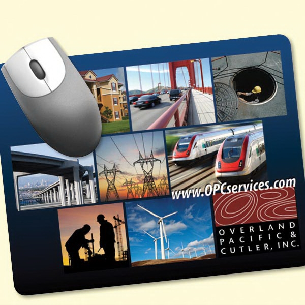 "Custom Barely There (TM) 7""x9""x.020"" Ultra Thin Mouse Pad"