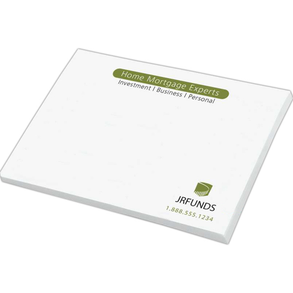Personalized Custom Printed Notepad
