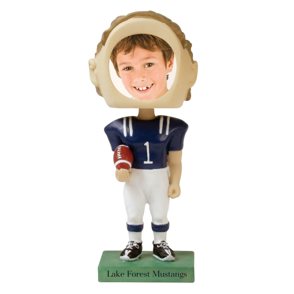 Promotional Football bobblehead