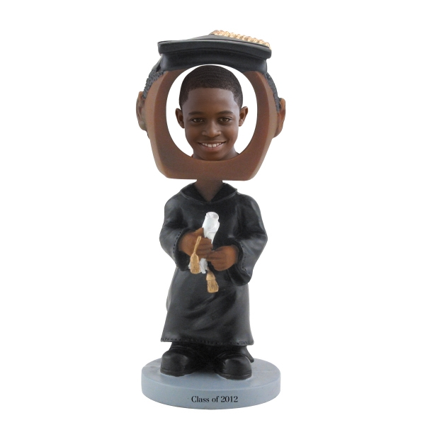 Customized Graduate bobblehead