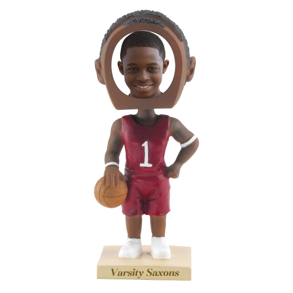 Customized Basketball bobblehead