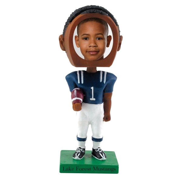 Custom Football bobblehead
