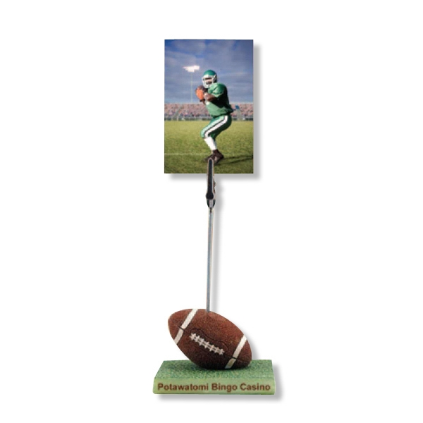 Personalized Football Sports Clip