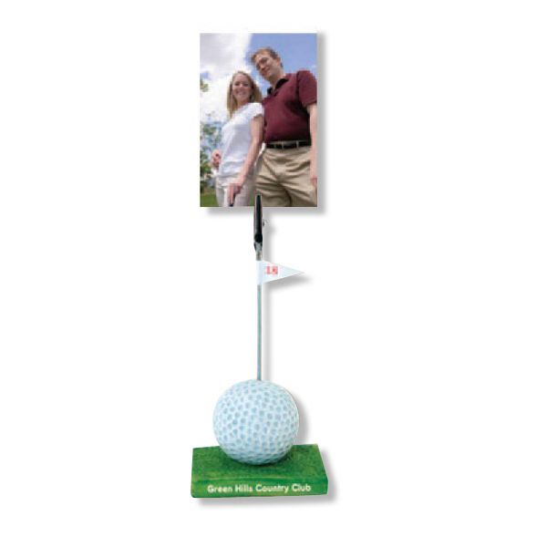 Personalized Golf Sports Clip