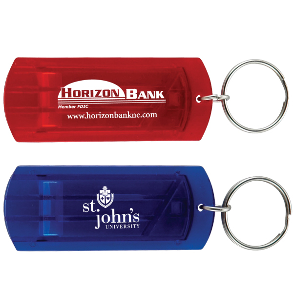 Customized Whistle Keytag