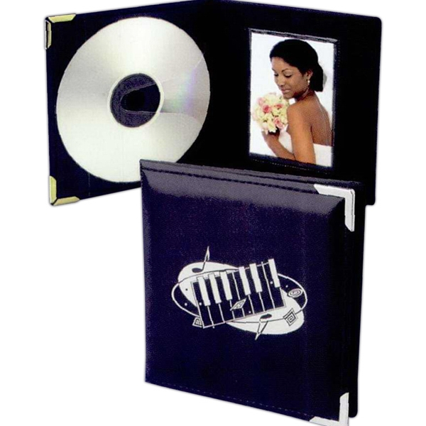 Promotional CD/DVD Holder