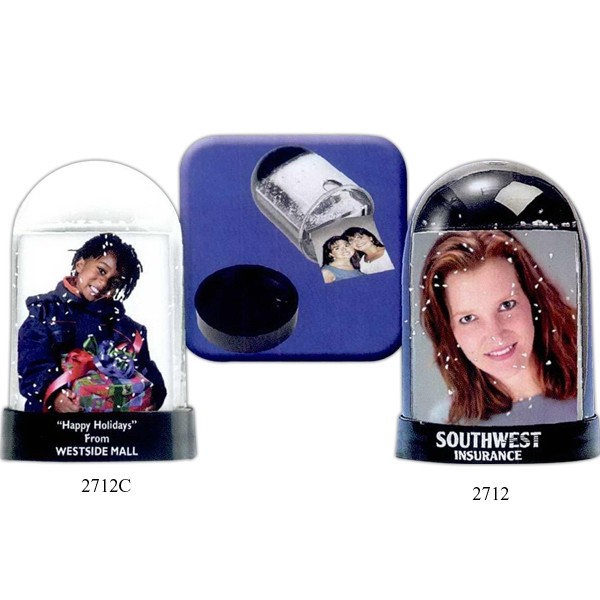 Imprinted Photo Globe