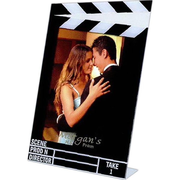 Personalized 5 x 7 Clapboard Frame