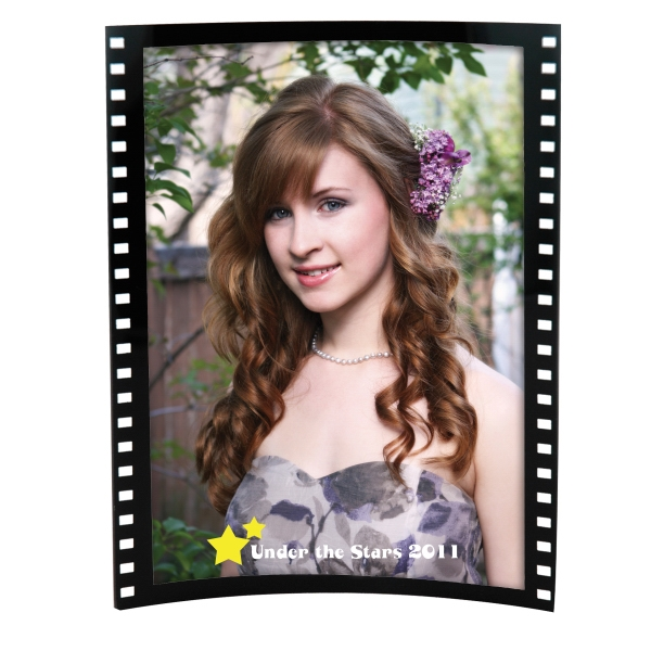 Promotional 5 x 7 Vertical Filmstrip Frame