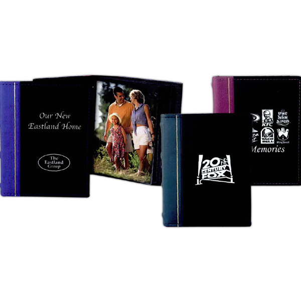 Promotional 4 x 6 Photo Book Album