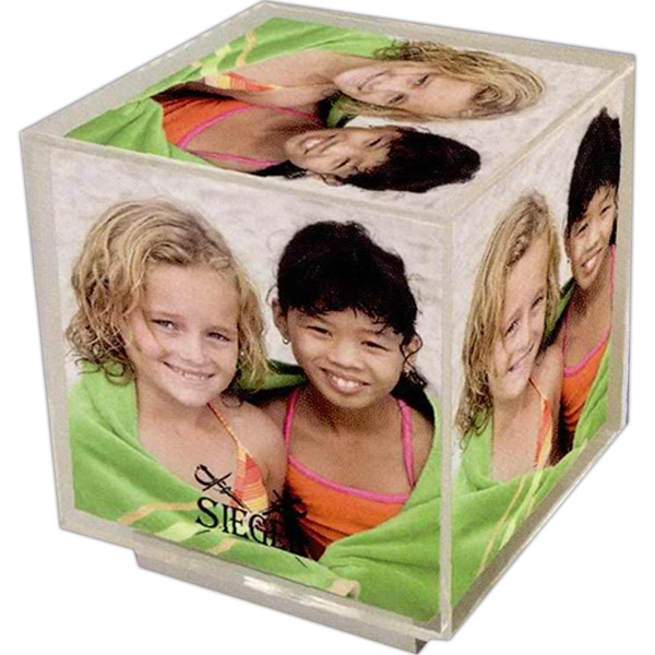 Promotional Spinning Photo Frame