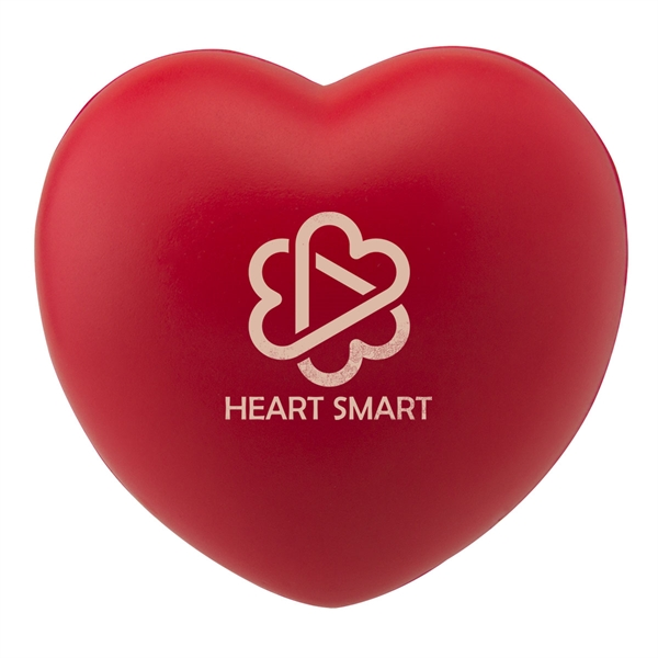 Personalized Heart Shaped Stress Reliever