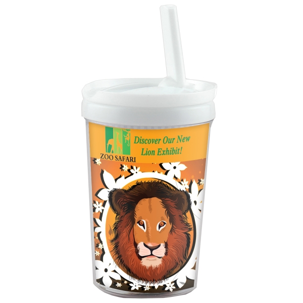 Promotional 8 oz Child Tumbler