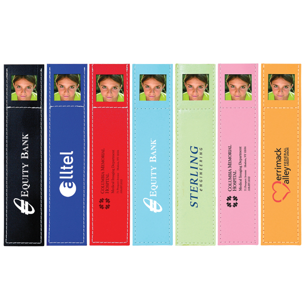 Imprinted Deluxe Photo Bookmark