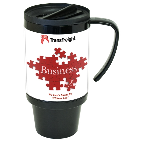Personalized 16 oz Travel Mug
