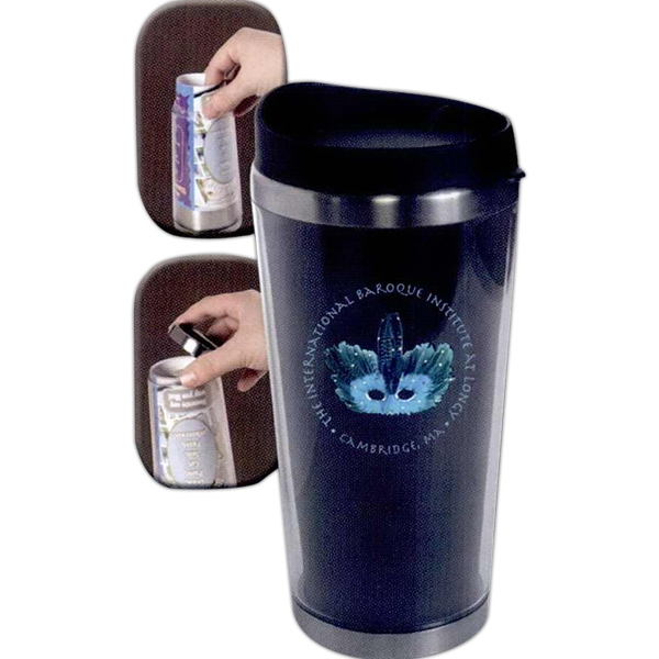 Custom 12 oz Stainless Steel Tumbler
