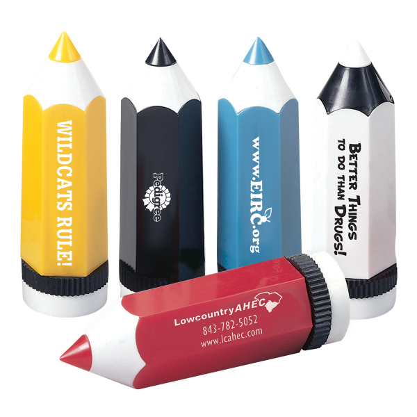 Promotional Pencil Shaped Sharpener