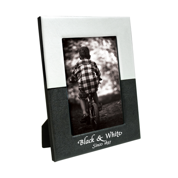 Promotional 4 x 6 Black & White Frame