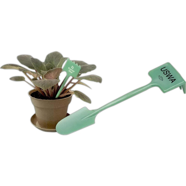 Personalized Plant Rake and Spade