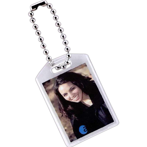 Customized Slip-in Keytag