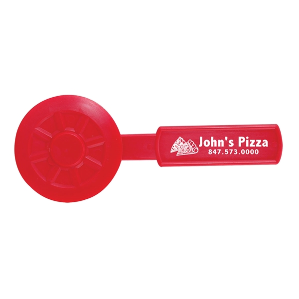 Printed Pizza Cutter