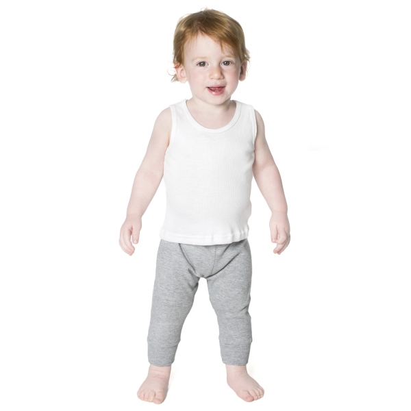 Promotional Infant Baby Rib Legging