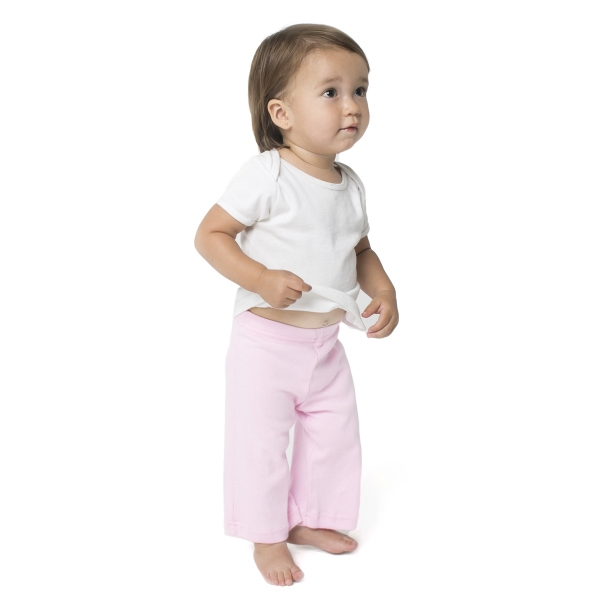 Custom Infant Baby Rib Karate Pant