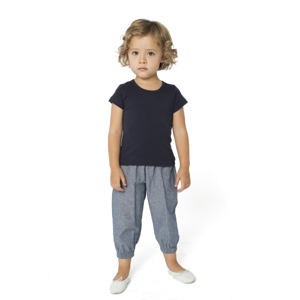 Custom Kids Baby Rib Cap Sleeve T