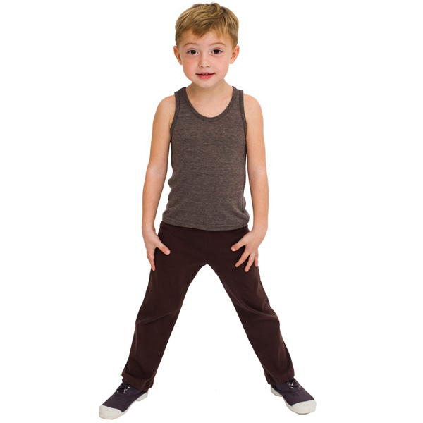 Personalized Kids Baby Rib Karate Pant
