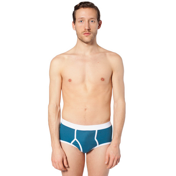 Promotional Unisex Organic Baby Rib Brief