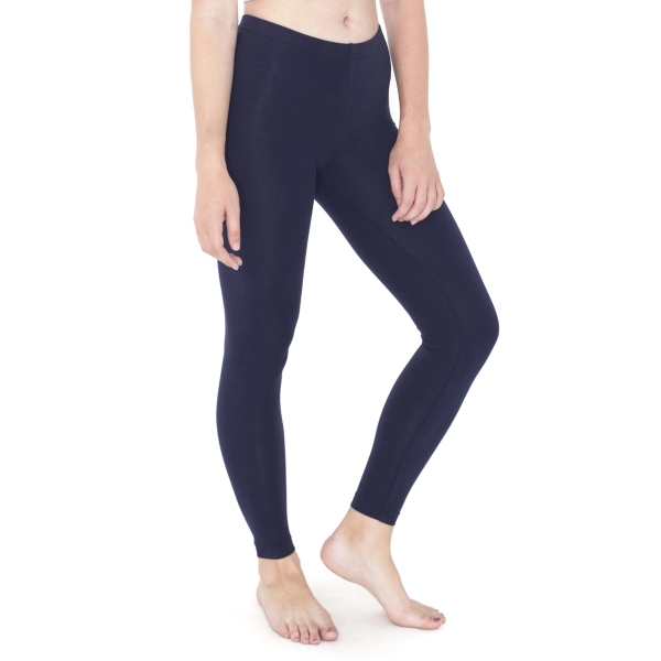 Customized Cotton Spandex Jersey Legging