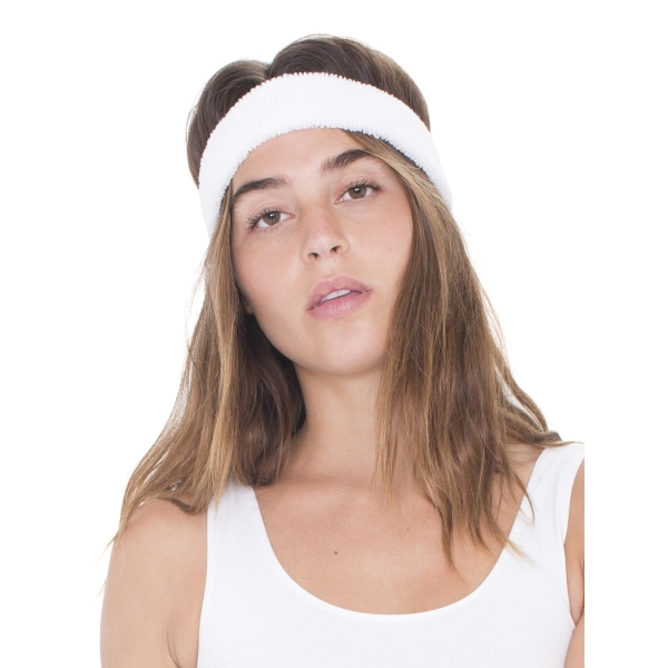 Promotional Unisex Flex Terry Headband