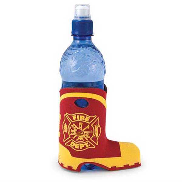 Promotional Boot Coolie (TM) - Fireman Boot