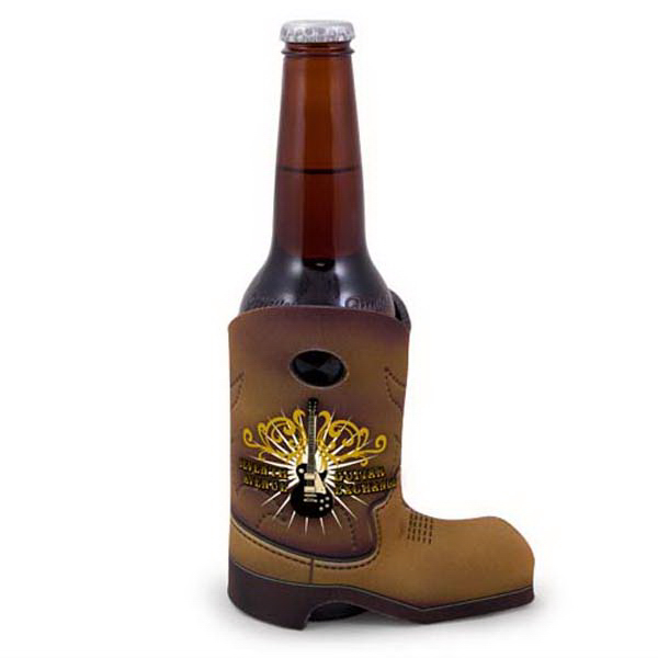 Promotional Boot Coolie (TM) - Western Boot