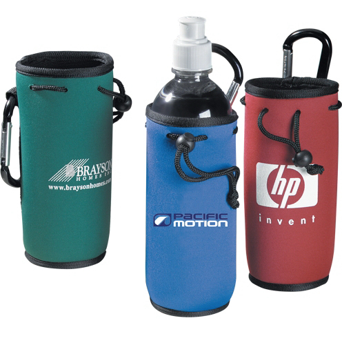 Customized Water Bottle Tote