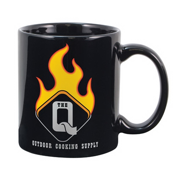 Customized Creative Mug - Black