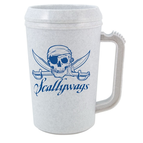 Personalized 23 oz. Insulated Thermal Mug