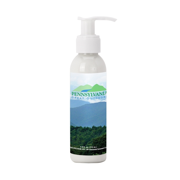 Promotional 4 oz SPF 30 Sunscreen