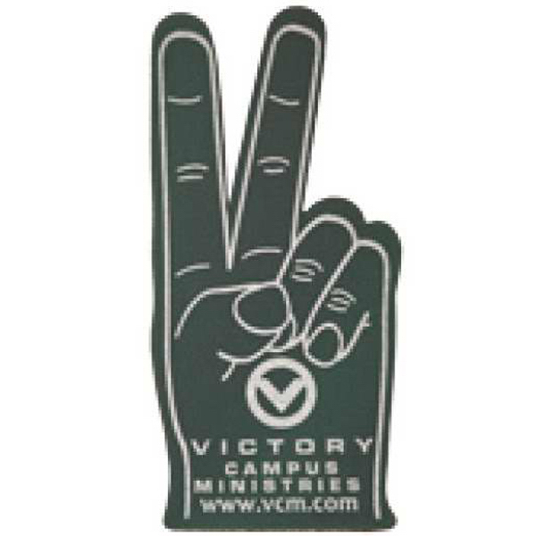 Custom Foam Hand Waver