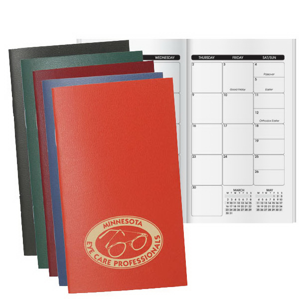 Promotional Seam Smooth Monthly Planner