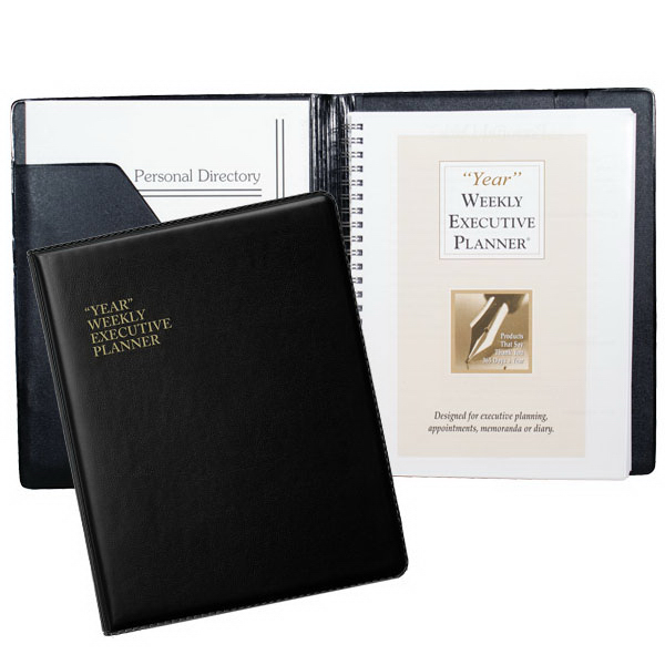 Personalized Marquis Weekly Executive Planner